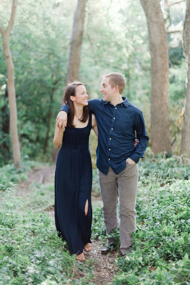 Highland Park Engagement