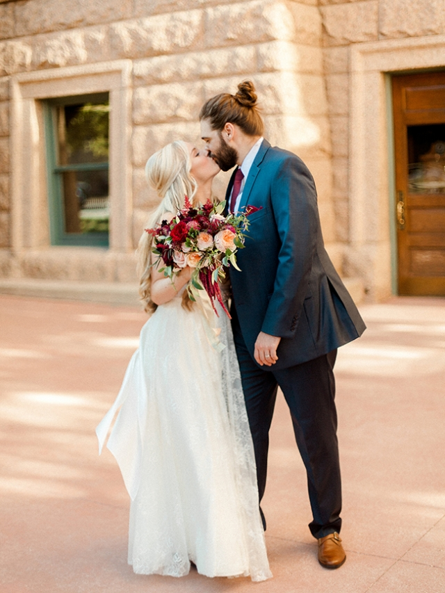 Fort Worth Elopement